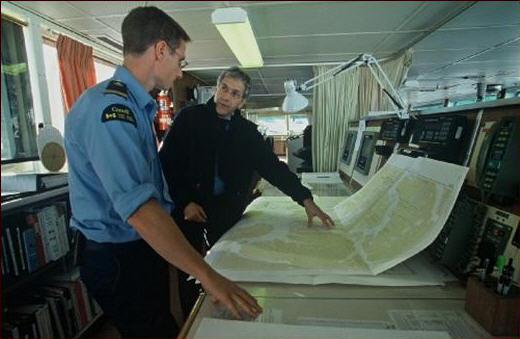 Officiers de navigation